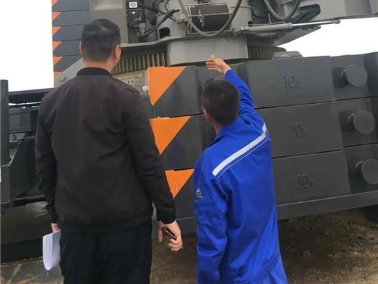 2020中联重科工程起重机械服务万里行走进内蒙古