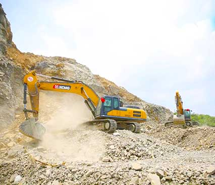 7年200台徐工挖掘机,这家贵州企业不一般!