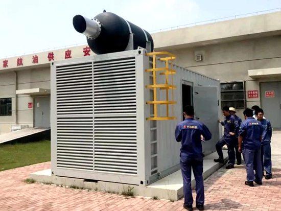 强力保障!玉柴大功率发电动力护航山东首座4F级国际机场