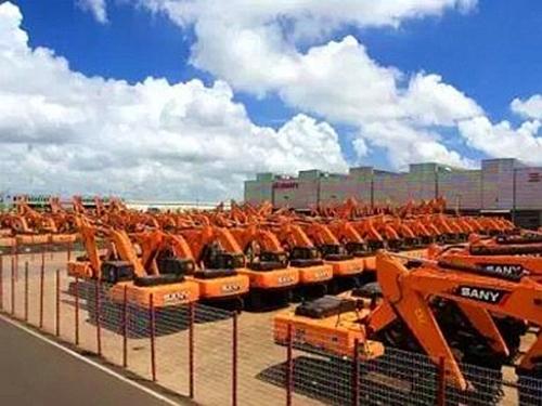 1至6月长沙经开区工程机械产业同比增长14.3%