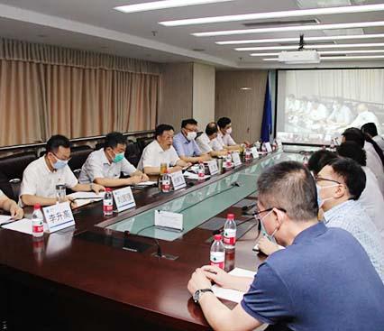 中国福马召开2020年年中经营工作会议