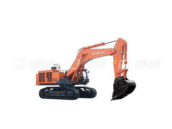 性能、油耗、耐用及安全让日立890LCH-5A挖掘机成为矿山施工宠儿!
