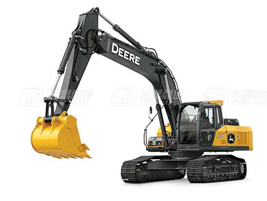 效率与功率结合,约翰迪尔E210型挖掘机能为您带来什么?