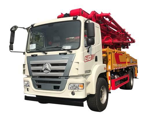 三一SYM5230THB 390C-10A混凝土泵车:一机两用 高效持久