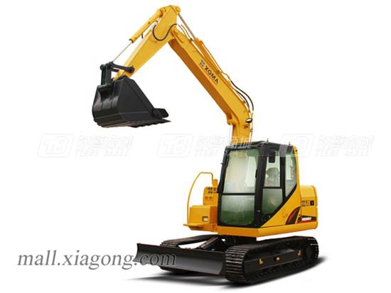 来品品厦工XG822FJ挖掘机的好