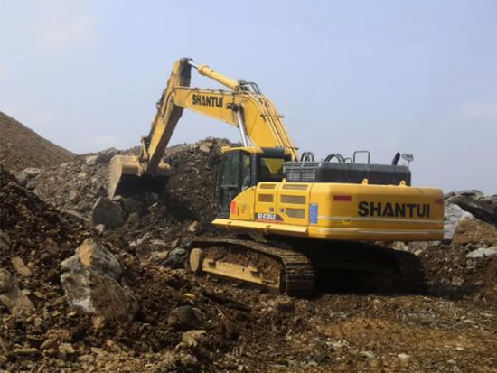 SE470LC-9矿用挖掘机的特点介绍!