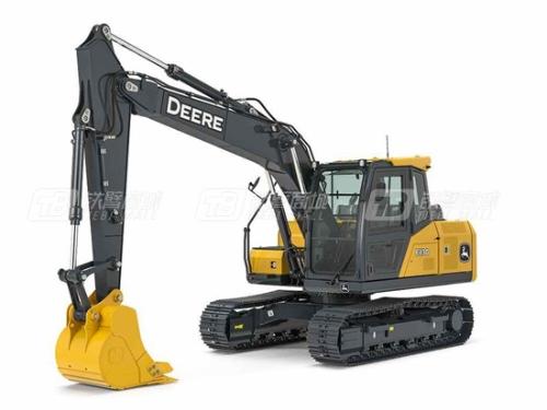 约翰迪尔E130挖掘机值不值得买?