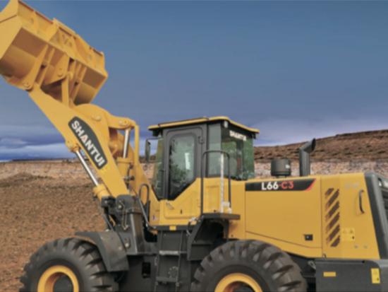 大载重量山推L66-C3 HD装载机的全面分析