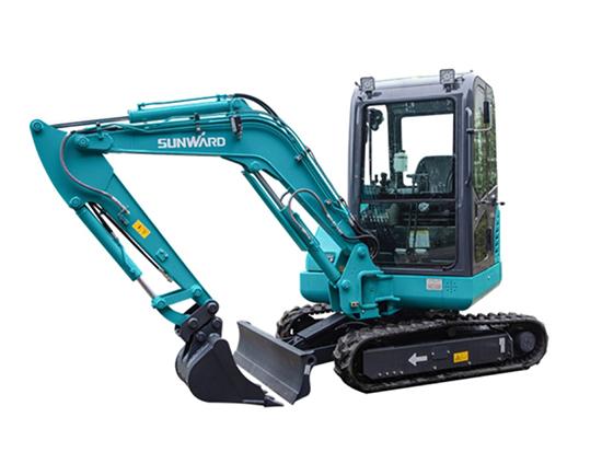 山河智能SWE25F挖掘机到底如何?