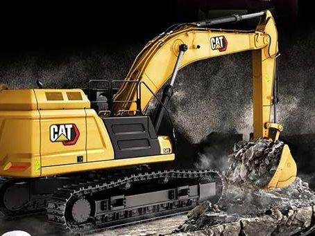 新一代CAT <sup>®</sup>(卡特)349劲大、皮实的终极奥秘!