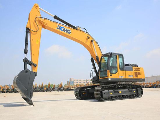 多面提升让你心动:徐工XE305D挖掘机