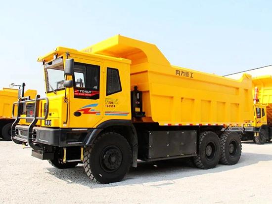 新能源矿车挺进湖南,同力重工虎踞新领域