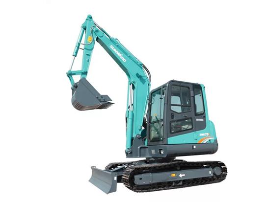 让用户放心的山河智能SWE70E挖掘机到底是怎样的?