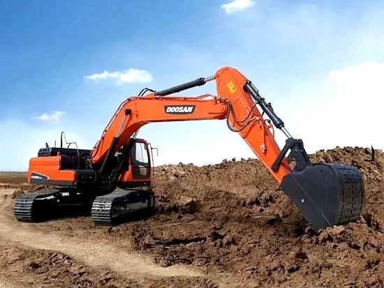 斗山工程机械:上半年中国市场挖掘机销售突破1万台