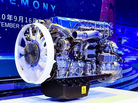 美国汽车工程师学会(SAE)称赞潍柴全球首发突破50%热效率商业化柴油机!