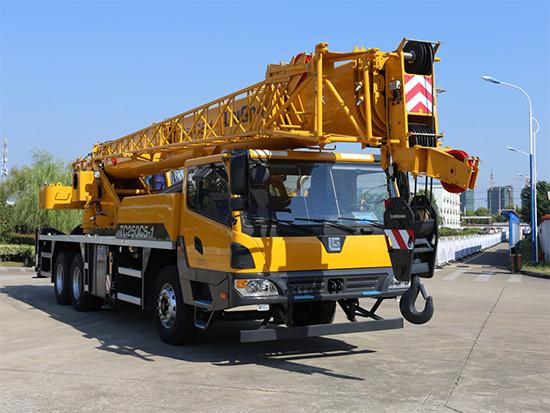 柳工TC250C5-1,用户需求催生出的25吨模范先锋!