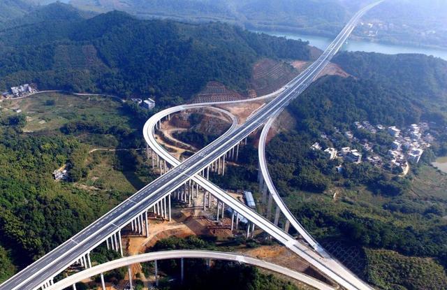 湖南又一条新高速开工,总投资高达206.69亿
