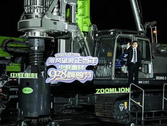 工程机械掀起直播风,是带货还是品牌推广?