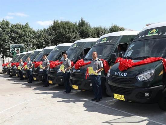 F1系列发动机携手依维柯助力护卫押运行业