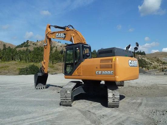 剩下的77天,凯斯CX300C挖机帮你每天多赚一点