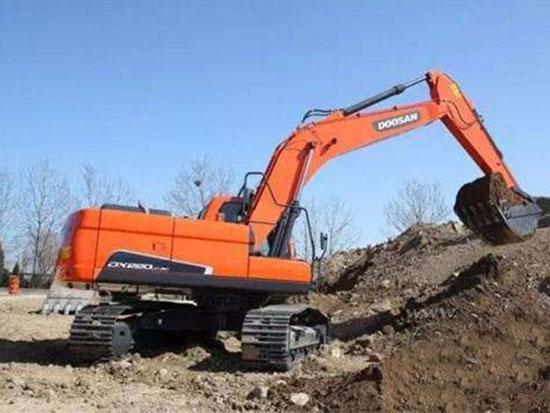斗山DX220LC-9C挖掘机,回本就是这么容易