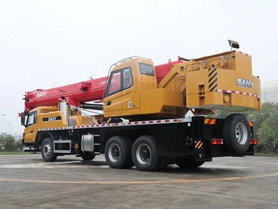 三一STC300E5 | 抢滩吊装新蓝海,30吨级产品再次发力!
