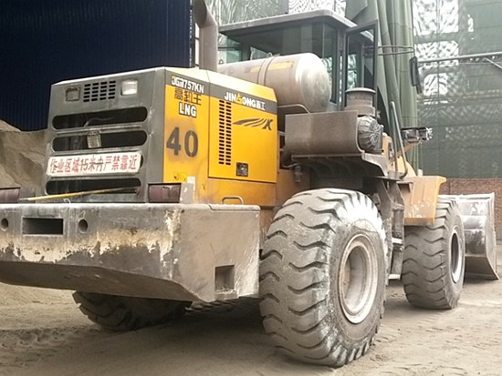两年干15000小时,晋工铲车在最废车的钢厂顶住了!