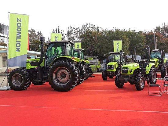 登上央视,获乌克兰大使点赞,中联重科农机产品广受好评