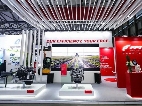 菲亚特动力科技携重磅产品亮相bauma CHINA,助力工程机械行业发展