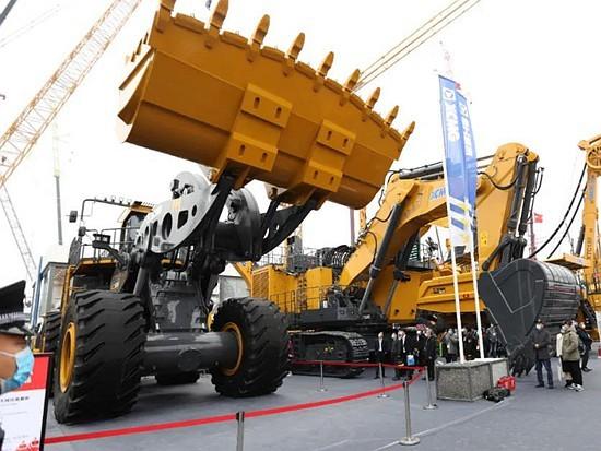 2020宝马展 |全球前三!徐工35吨级超大吨位装载机XC9350全球发布