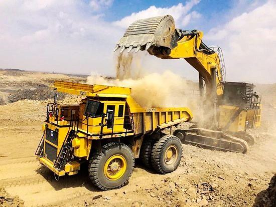 2020年徐工大型露天成套矿业机械新产品发布会在沪顺利举行