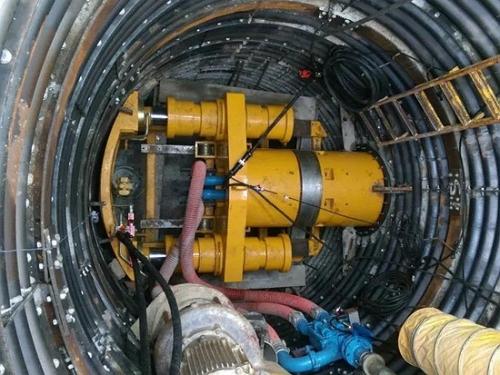【工法讲堂】环保型管道非开挖——顶管机施工
