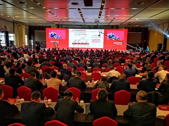 携手共赢 | 山东重工集团工程机械板块2021年商务大会隆重召开