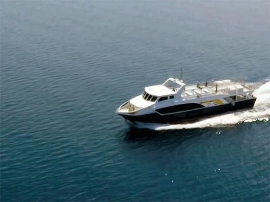 FPT C13 船用发动机,令每趟寻美旅行成为可能