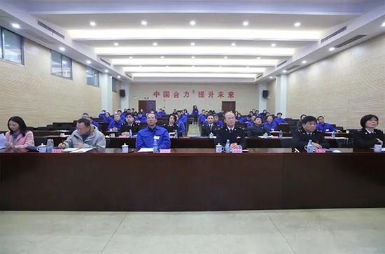 安徽省首家集团保税试点项目!正式落地合力叉车!