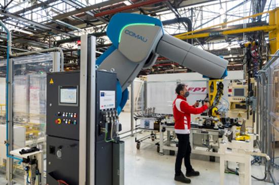 人机协作:菲亚特动力科技已与COMAU协作将工业4.0化为现实