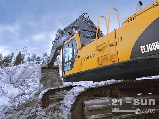 寒冬挖掘机日常操作小技巧!