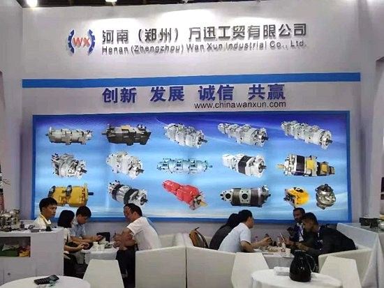 BICES 2021展商风范之河南万迅工贸有限公司