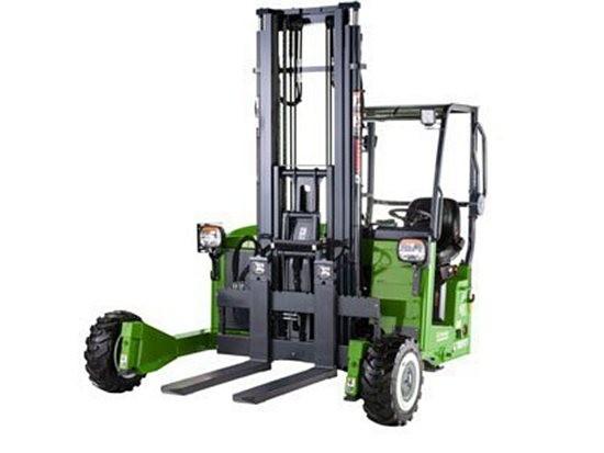希尔博推出新型全电动三轮驱动卡车安装式叉车