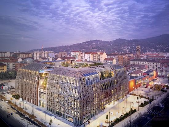 菲亚特动力科技与世界上第一个绿色零售园GREEN PEA成为合作伙伴