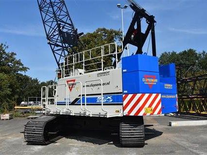 住友重工向荷兰客户交付欧盟Stage V标准起重机