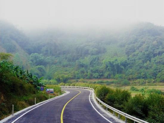 今年广西将开工建设30条高速公路!一季度先开工、续建这些……