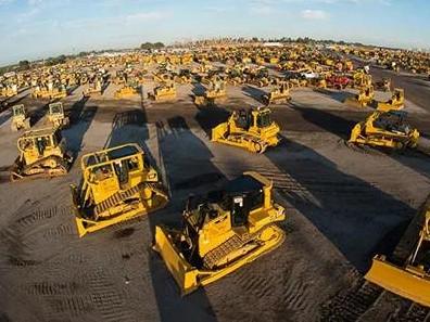 地表最强工业品拍卖会,有您的设备吗?