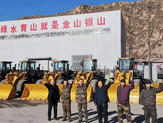 四年,83台山工机械设备交付某钢铁集团!
