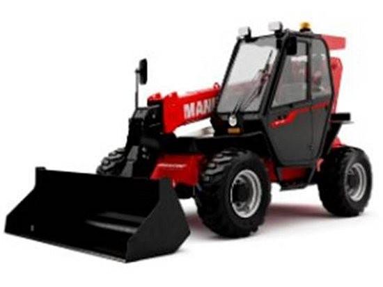 曼尼通在巴西推出新的小型叉装机和挖掘装载机产品