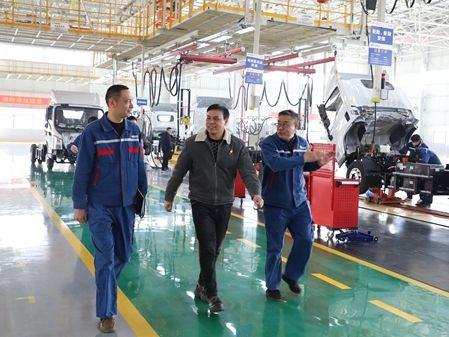玉柴集团董事长李汉阳到子公司调研 谋划2021年发展新局
