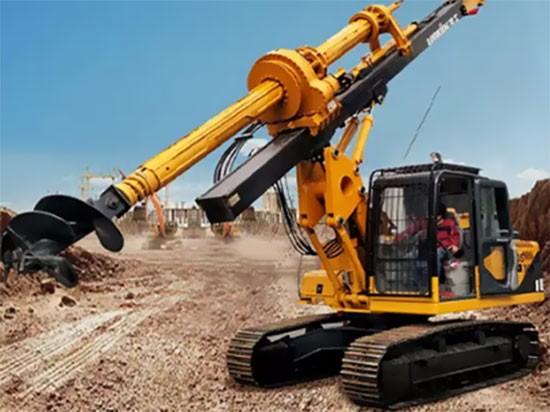 旋挖钻机发动机的保养知识