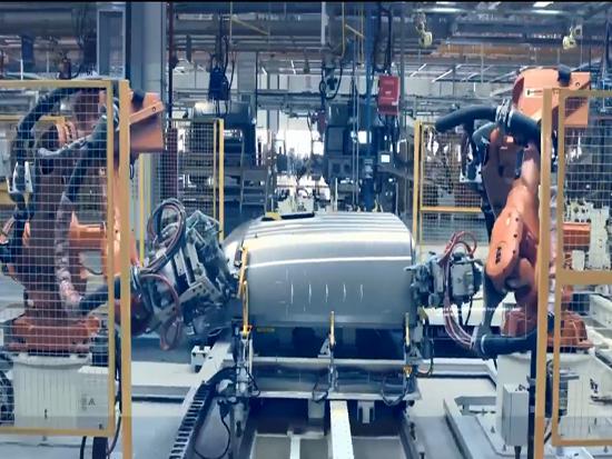 大国重器:见识一下徐工重卡生产车间,不愧是国之砝码!