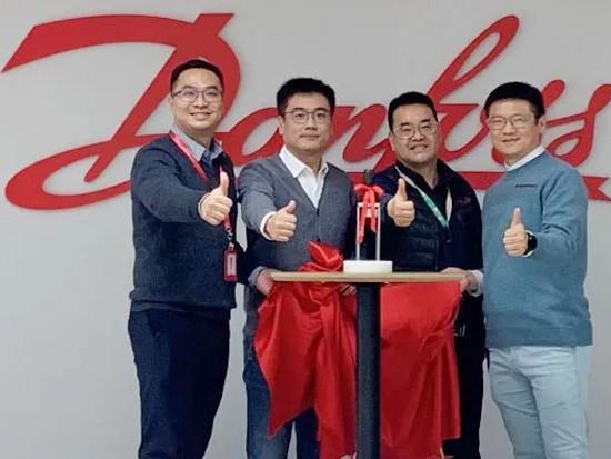 丹佛斯JS1000电控手柄中国生产线竣工