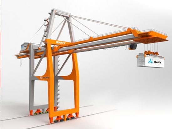 现代化港口码头最常见的八大重型机械(图)